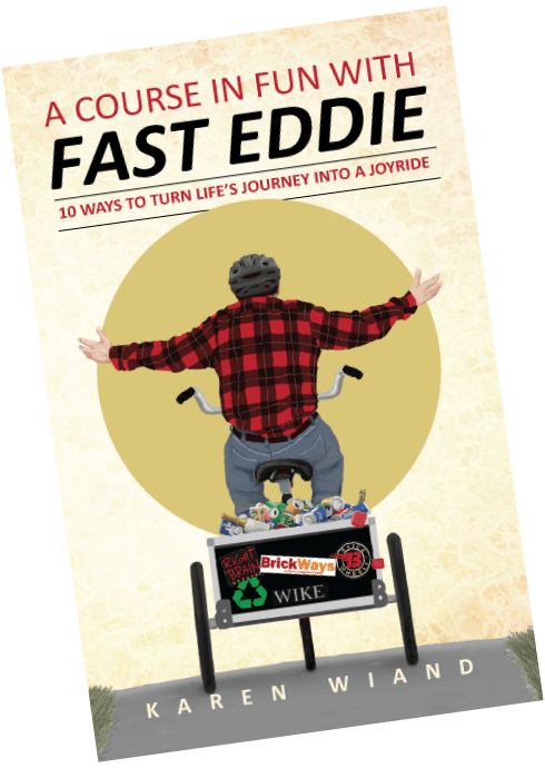 A Course in Fun with Fast Eddie Cover